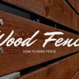 【DIY】木製フェンス完成!塗装と張り付け 初心者がいきなり高さ2mのフェンスを作って格安で仕上げた話4