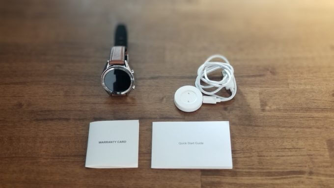 HUAWEI WATCH GT のセット内容