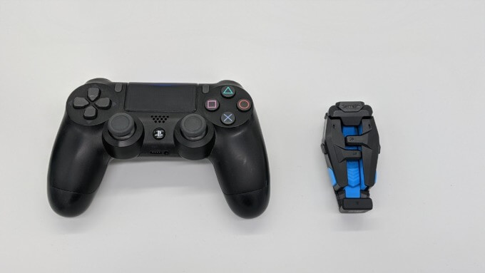 GameSir F4 FALCONサイズ感