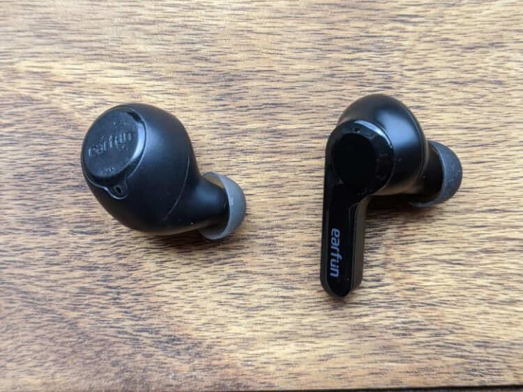 「EarFun Air 」と「EarFun Free」の比較