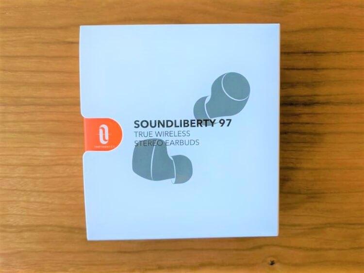 「SoundLiberty 97」の箱